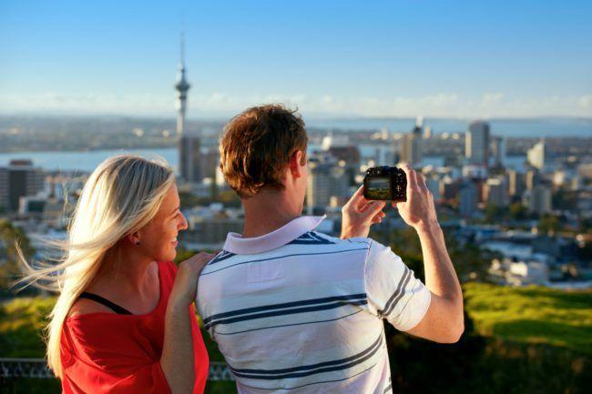 визитерские визы в Новую Зеландию
