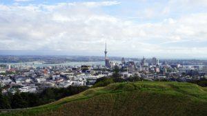 Новозеландский Окленд