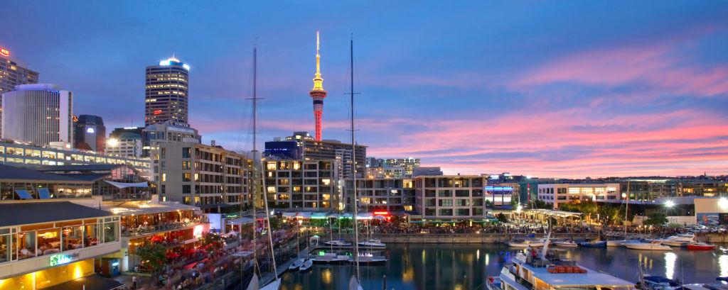 Иммиграция в Новую Зеландию начинается здесь!