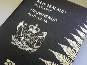 новозеландский паспорт - один из самых сильных паспортов в мире
