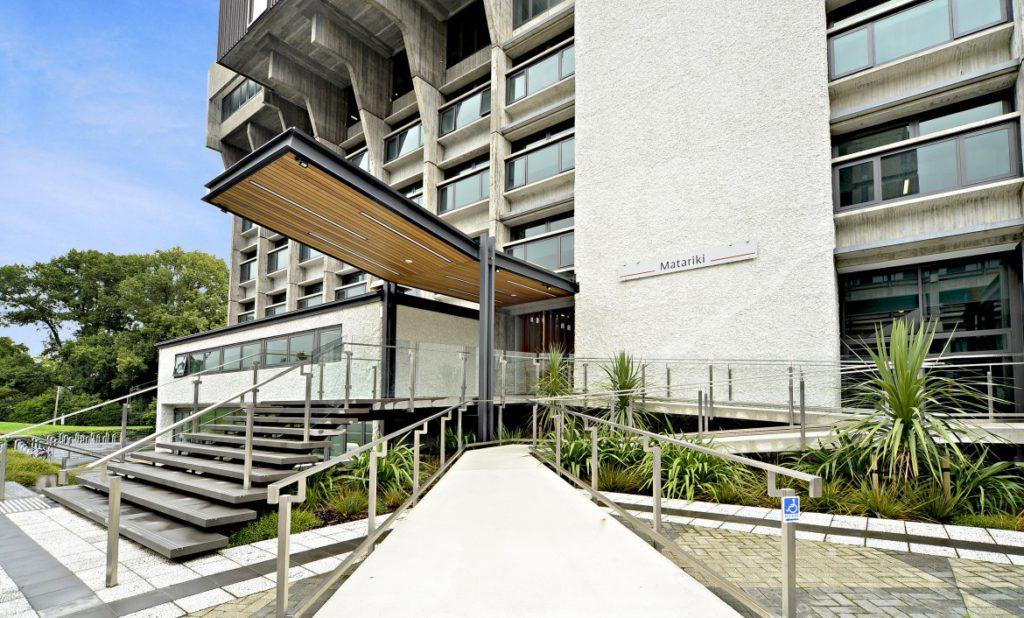 Университет Кентербери в Новой Зеландии