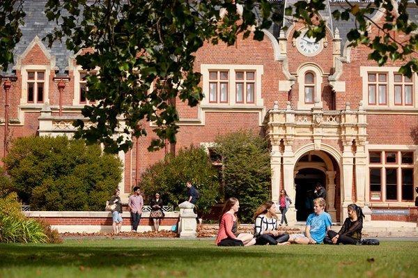 Университет Линкольна в Новой Зеландии