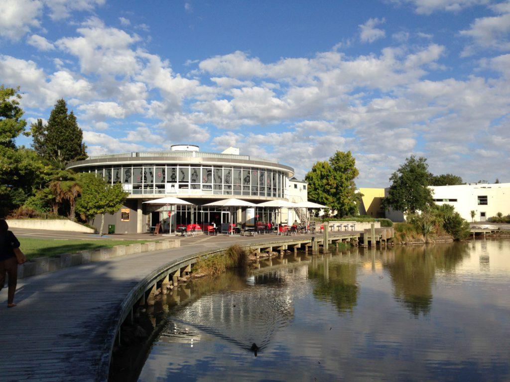 Университет Вайкато в Новой Зеландии