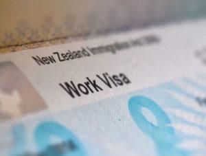 Задержка в оформлении виз в Новую Зеландию