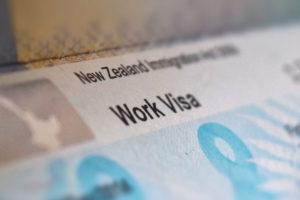 подача документов на рабочую визу